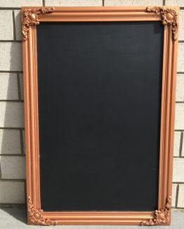 BAROQUE CHALKBOARD COPPER