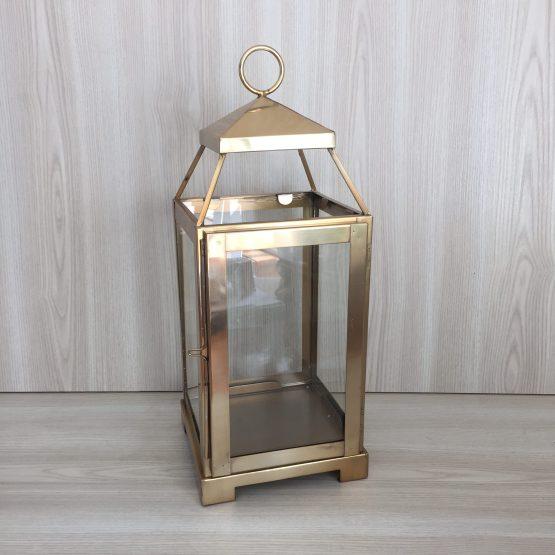 gold brass lantern hire nz