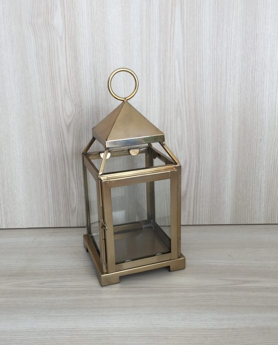 gold brass lantern hire nz