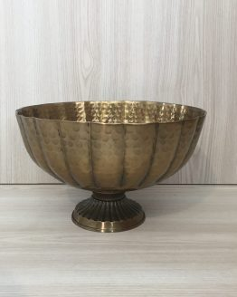 brass compote vase hire auckland new zealand