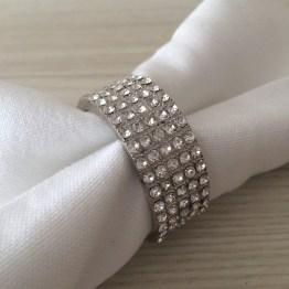 diamante napkin ring hire new zealand