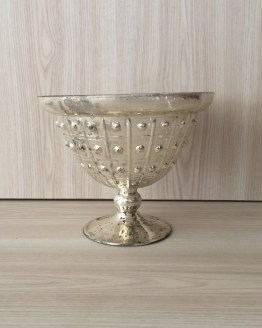 silver compote vase hire auckland new zealand