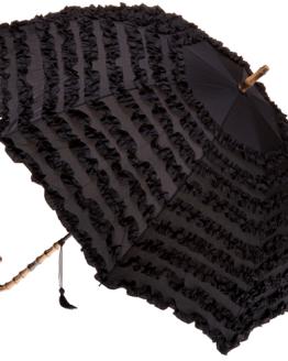 black umbrella hire