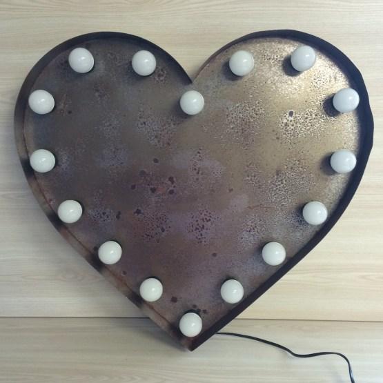 heart marquee letter lights nz
