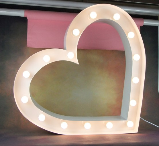love heart light hire new zealand