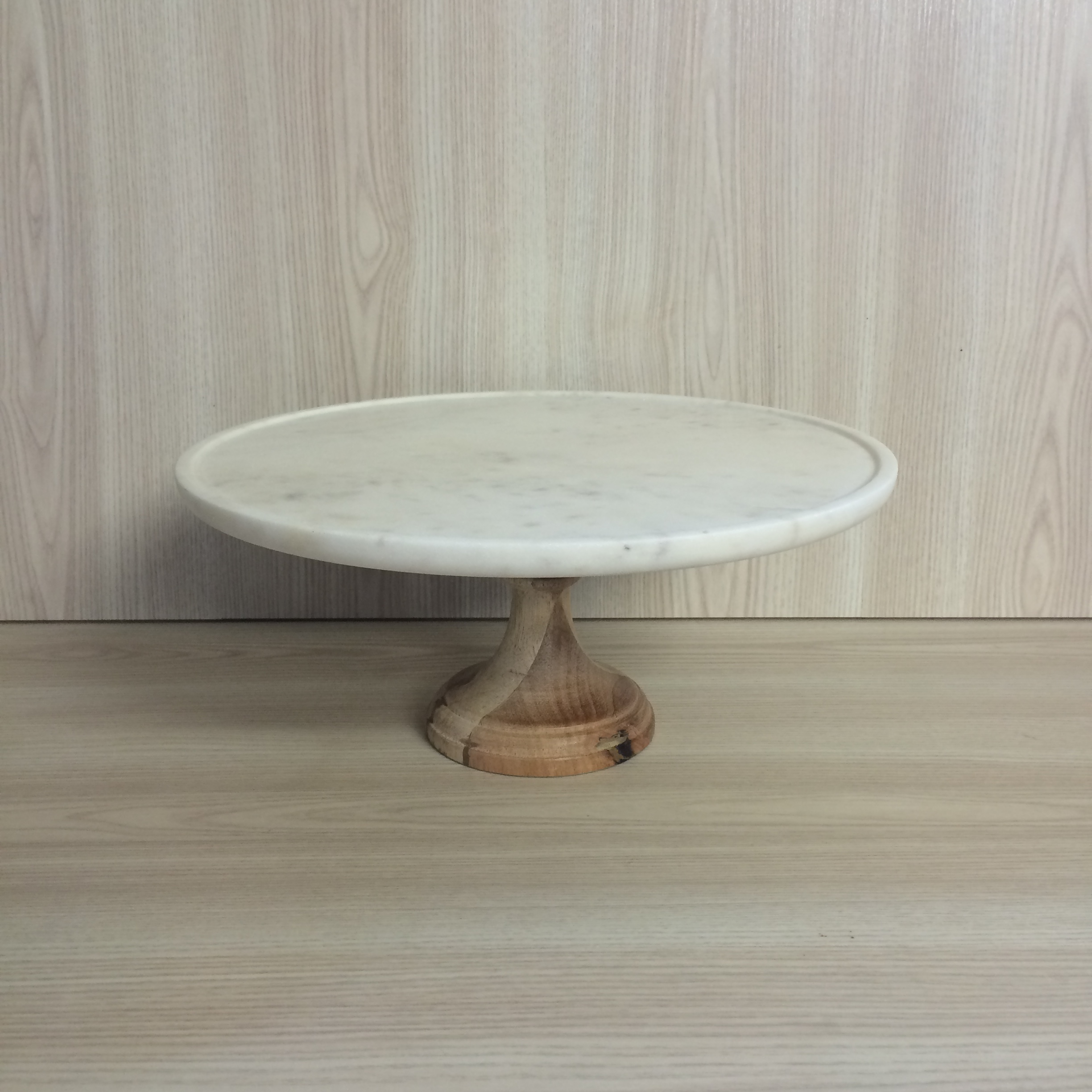 wooden wedding cake stand hire marble amp wood cake stand the pretty prop shop wedding 27602