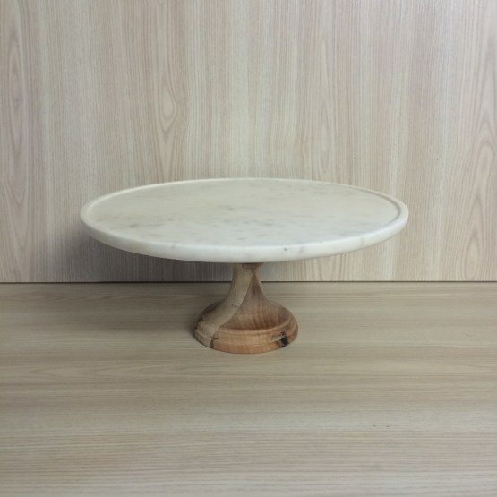 marble wood cake stand hire auckland new zealand
