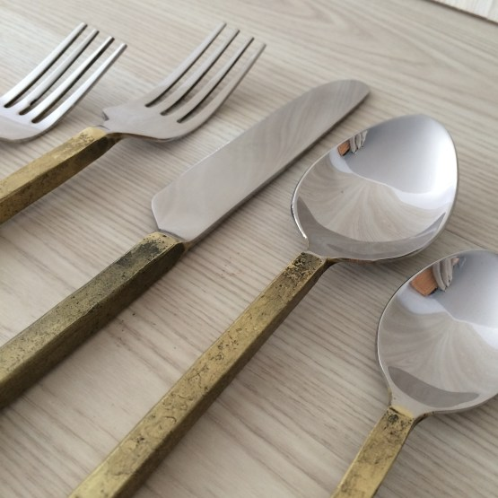 forged brass cutlery hire auckland