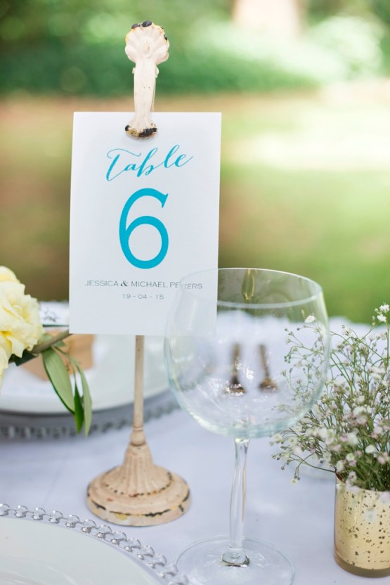 table number hire