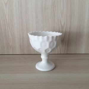 white milk glass vase hire auckland new zealand