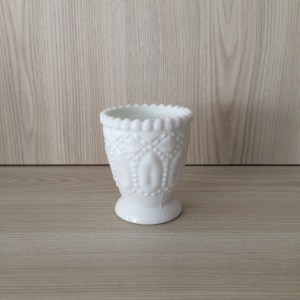 milk glass tealight holder hire auckland new zealand