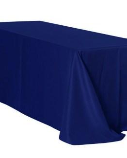 navy tablecloth rental nz