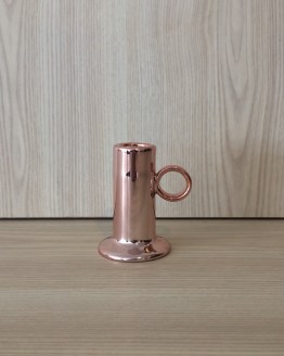 rose gold candlestick hire nz