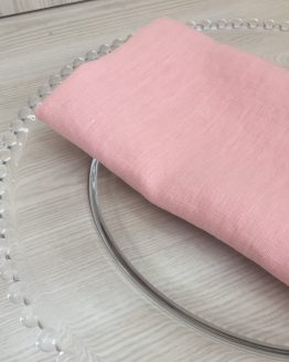 pink blush stonewash linen hire new zealand