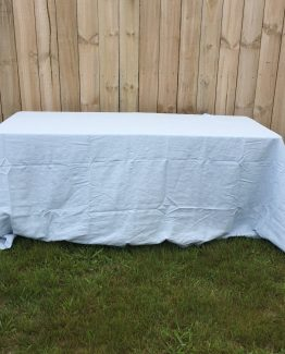 stonewash linen tablecloths pale blue
