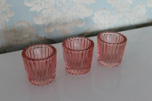 pink red tealight holder hire auckland new zealand