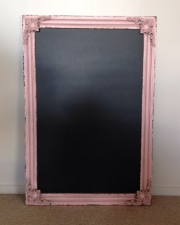 PINK CHALKBOARD BLACKBOARD HIRE NZ