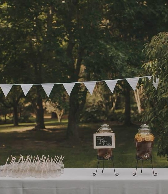 bunting hire nz