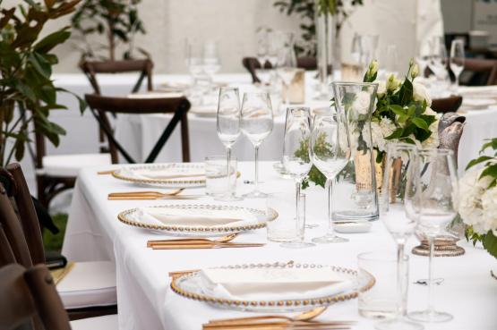 gold cutlery hire new zealand