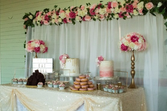 sequin tablecloth hire nz