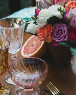 rosaline dessert bowl hire nz
