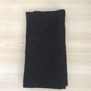 black napkin hire auckland