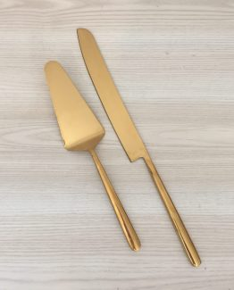 gold cake knife hire auckland
