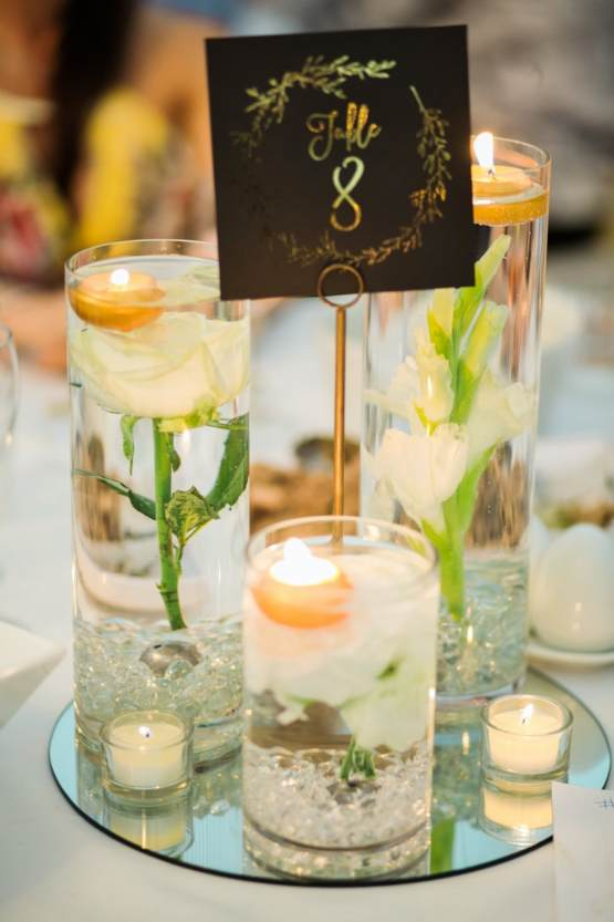 table number holder hire auckland