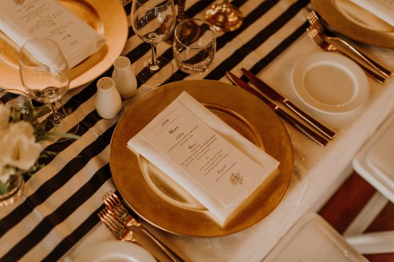 stripe table runner hire auckland