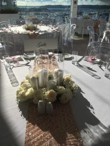 rose gold runner hire auckland