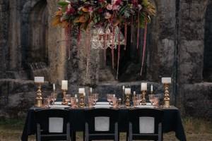 gold pillar candleholder hire nz