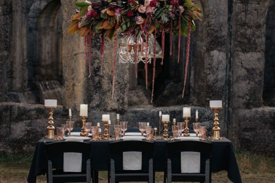 gold pillar candleholder hire nz