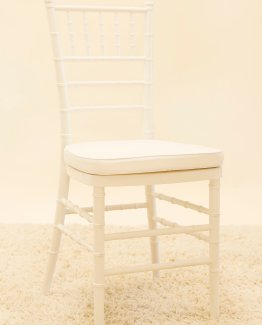 white chiavari chair hire nz