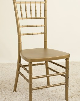 gold chiavari chair hire nz