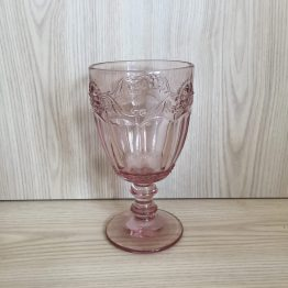 pink wine glass hire nz