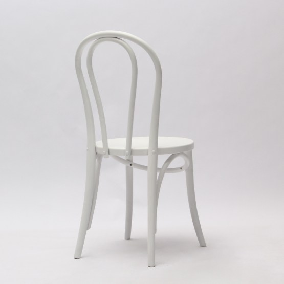 hire bentwood chair white