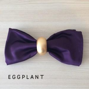 purple napkin hire nz