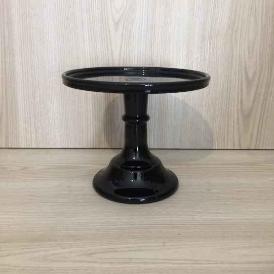 black cake stand hire nz