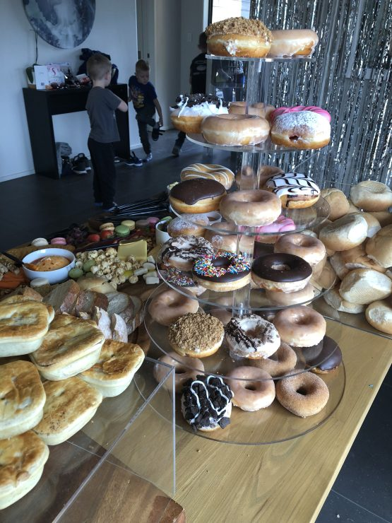 donut tower hire nz
