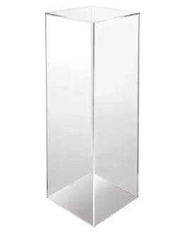 acrylic plinth hire nz