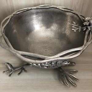 silver punch bowl hire auckland