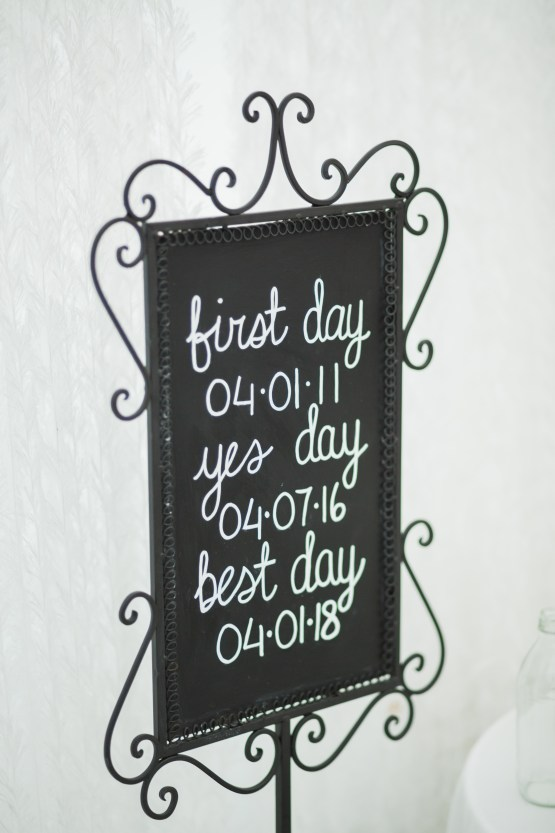 chalkboard hire nz