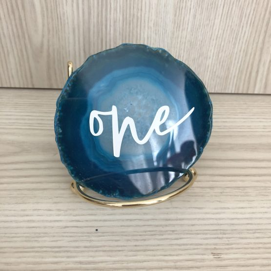 agate table number hire auckland