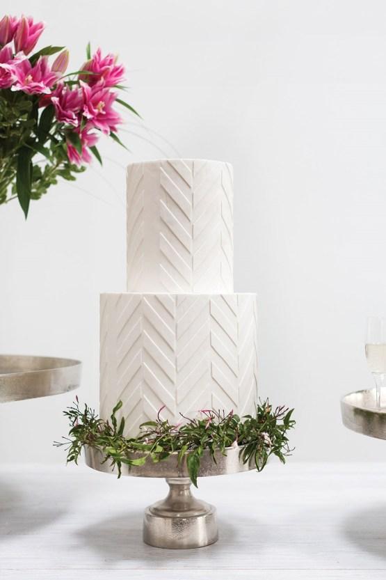 modern cake stand hire nz