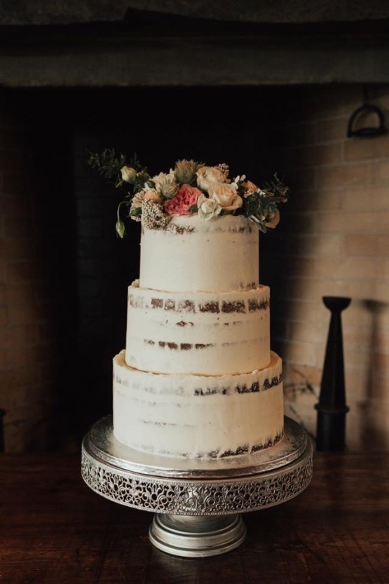 silver cake stand hire nz