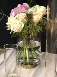 glass vase hire nz