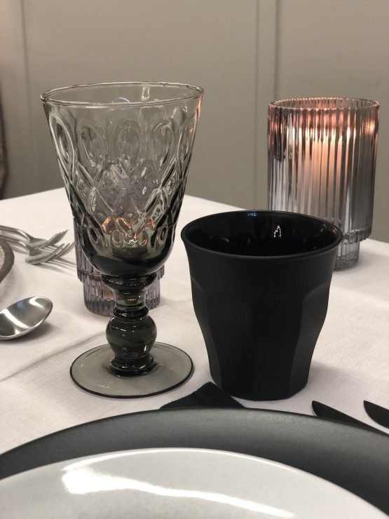 grey glassware hire nz