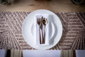 copper cutlery hire nz
