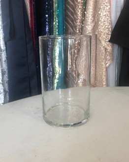 plain cylinder vase hire nz