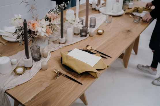 luxury tablescape hire auckland nz